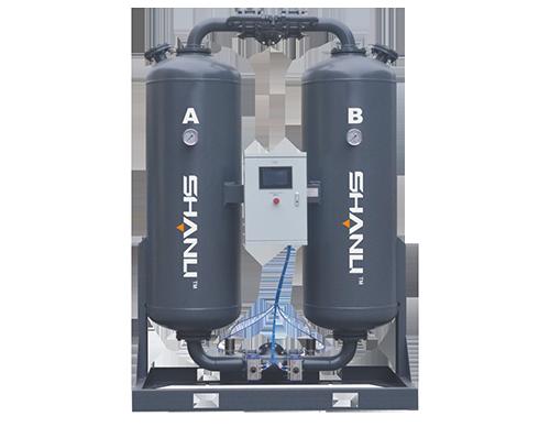 无热再生吸附式压缩空气干燥机