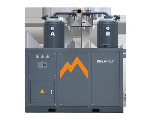 水冷型组合式低露点压缩空气干燥机