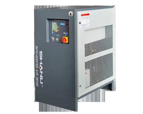 风冷型冷冻式压缩空气干燥机(内置前置冷却器)