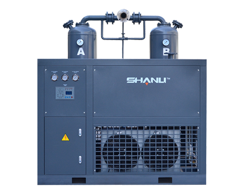 风冷型组合式低露点压缩空气干燥机